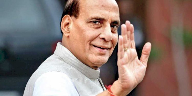 Children in Jammu &Kashmir are Nationalists, Can't blame them: Rajnath Singh