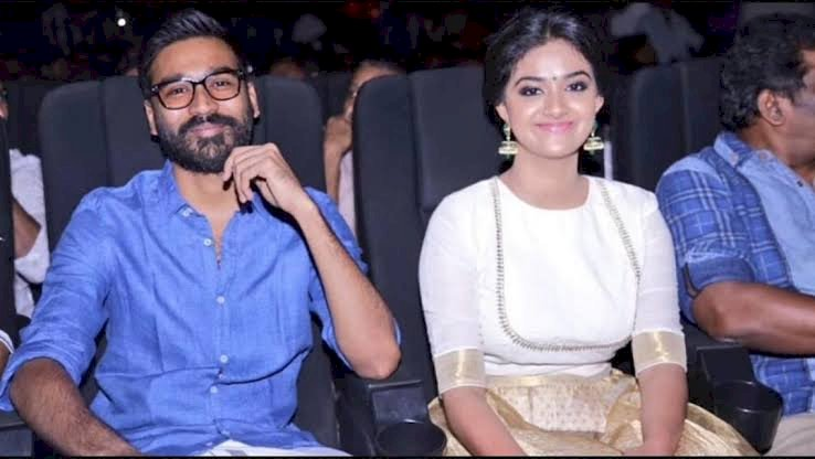 Dhanush and Keerthy Suresh to reunite for Netrikann remake