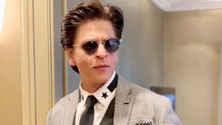 I'm Muslim, my wife is Hindu. My kids have one religion, Indian:Shah Rukh Khan Nails it