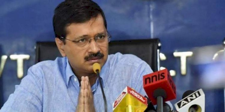 BJP bringing in 'outsiders' for campaigning in polls says Arvind Kejriwal