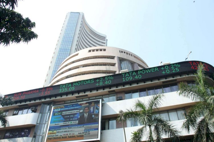 Sensex was up 231.80 points or 0.57%