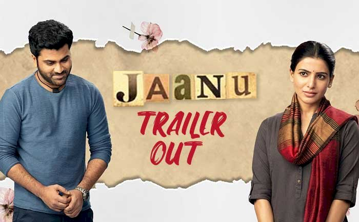 Samantha and Sharwanand's Jaanu trailer is out