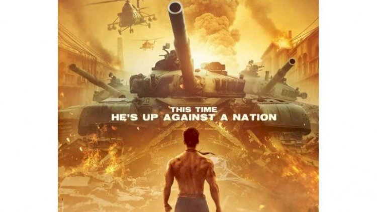 Tiger Shroff's Baaghi 3 new poster out