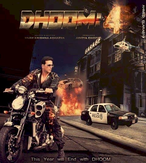 Dhoom 4 trends in twitter : Akshay Kumar Fans posts dashing looks what they need from Dhoom 4