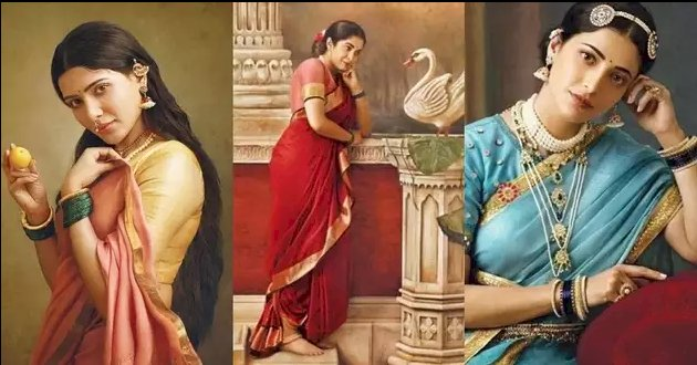 Ravi Varma Calender 2020: See the pictures