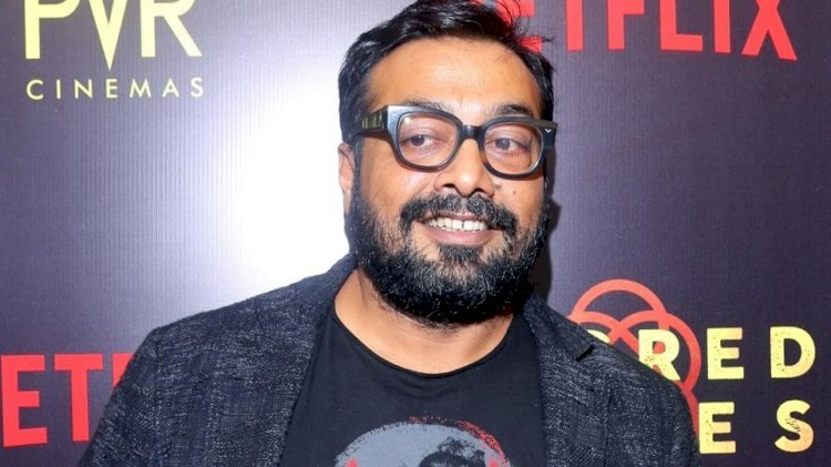 Anurag Kashyap lent support to comedian Kunal Kamra by flying with Vistara