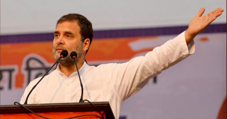Rahul Gandhi warns PM Modi over lack of Jobs says Youth will beat him up