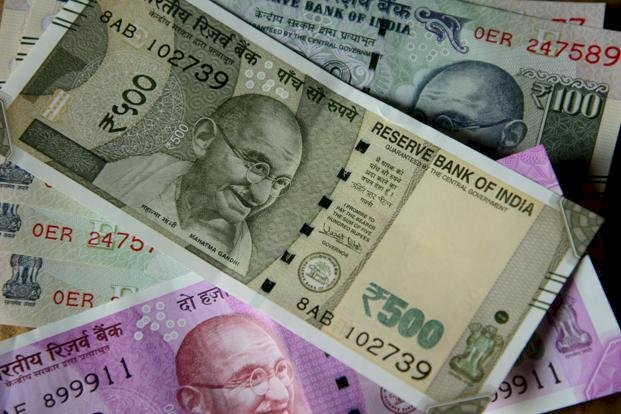 Rupee slips 22 paise to 71.40 against USD