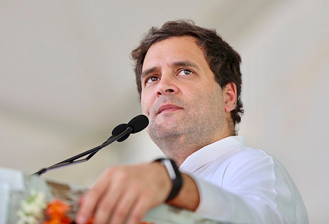It's in DNA of RSS and BJP to try and erase reservation: Rahul Gandhi
