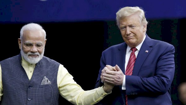 US President Donald Trump to visit India  from February 24-25