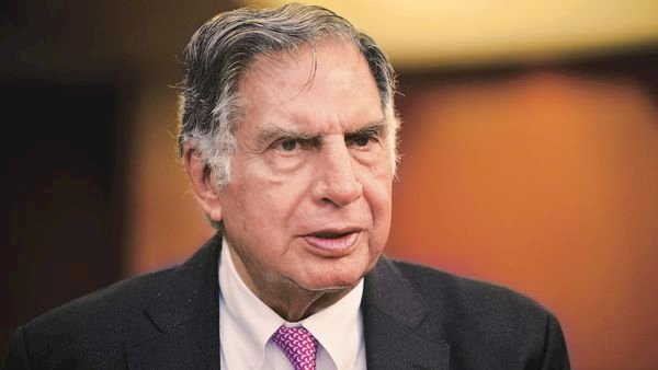Ratan Tata celebrates 1 million followers on Instagram with viral pic. Internet calls him a legend