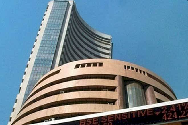 Sensex is up 262.97 points