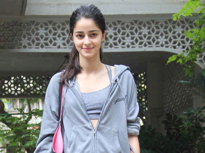 Ananya Pandey bags lead role in Vijay Devarkonda's Bollywood debut