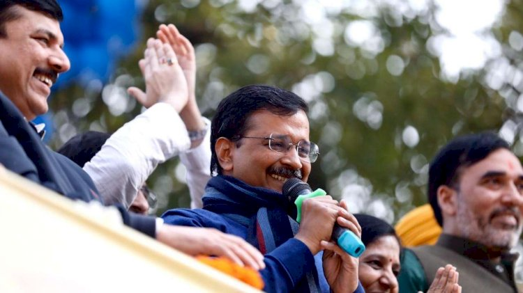 AAP MLAs to meet at Kejriwal's residence today to elect Legislative Party leader