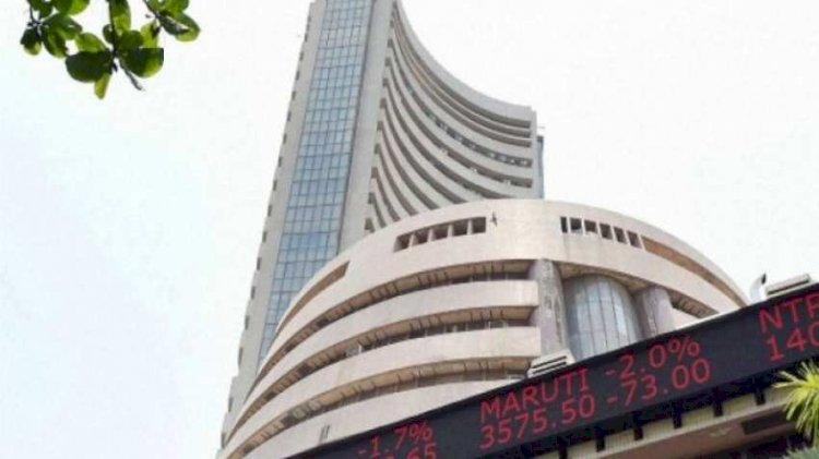 Sensex was down 202.05 points