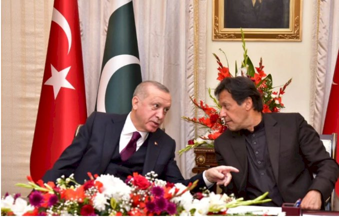 India Rejects Turkish President Recep Tayyip Erdogan's comments on Kashmir says Don't Interfere