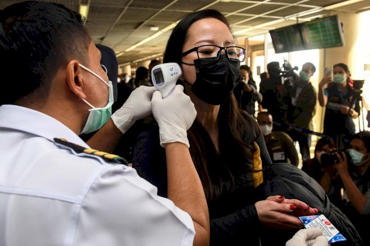 Thailand reports one new case of coronavirus, brings total to 34