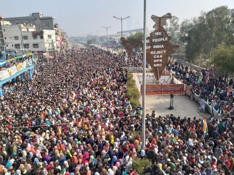 Shaheen Bagh protesters to march Amit Shah's residence on Sunday to abrogate CAA