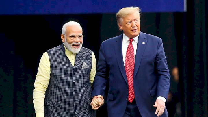Donald Trump's visit will strengthen friendship between India, US: PM Modi