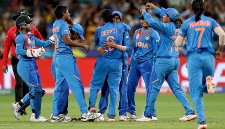 Women's T20 World Cup: India beats New Zealand , enter semifinals