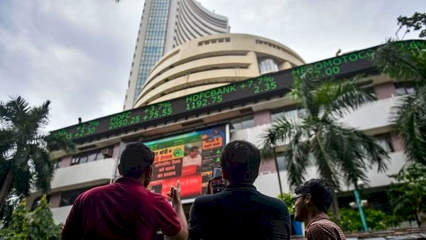 A strong start for the Indian indices