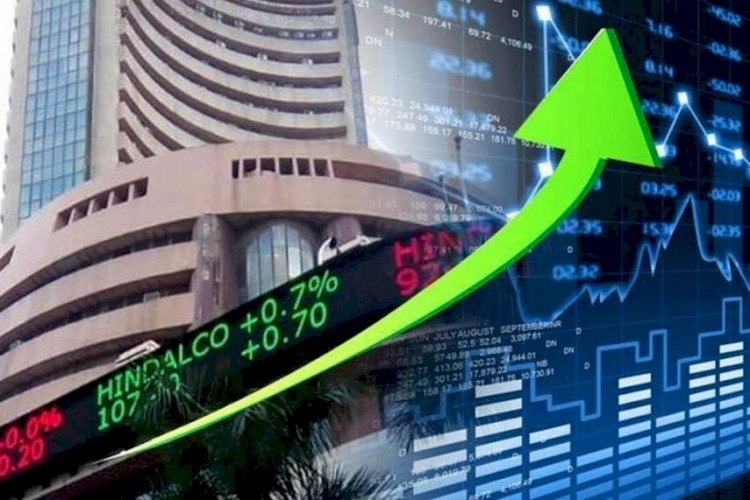 Positive start for the Indian indices