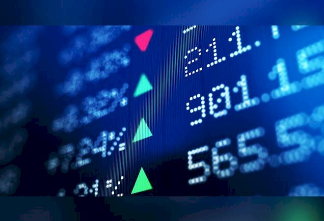 Indices opened on flat to positive note