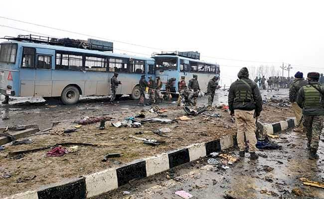 Pulwama Attack : Man bought chemicals on Amazon to make Bomb for the attack