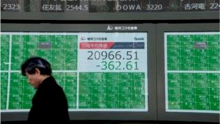 Asia: Markets drop as virus fears deepen, oil prices plunge