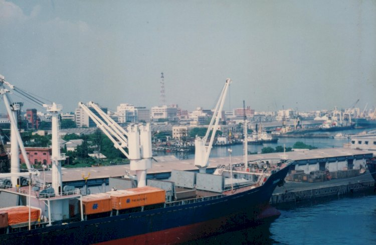Foreign passenger vessels barred from entering Indian ports