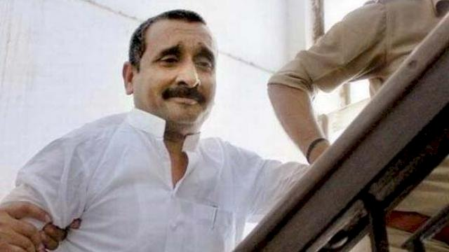 Unnao rape: Kuldeep Sengar gets 10 years in jail for death of victim's father