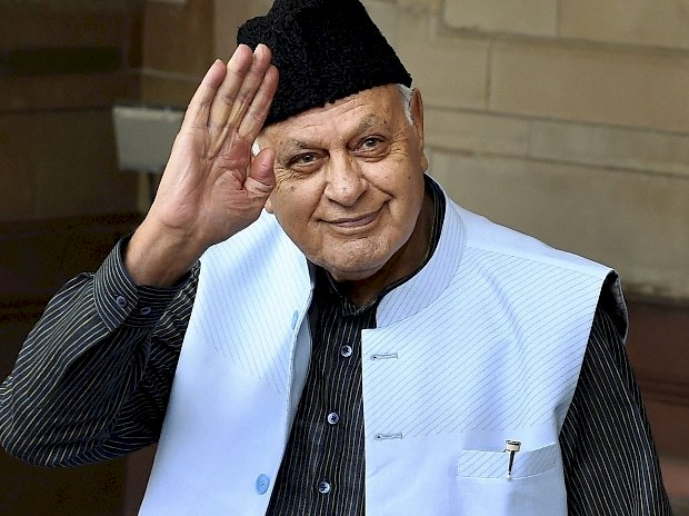 Detention revoked My father is a free man again says Farooq Abdullah's daughter Safia