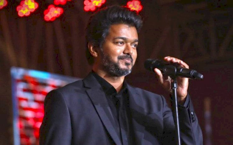 Sometimes, if we have to stay true, we have to be silent : Vijay speaks out on IT Raid