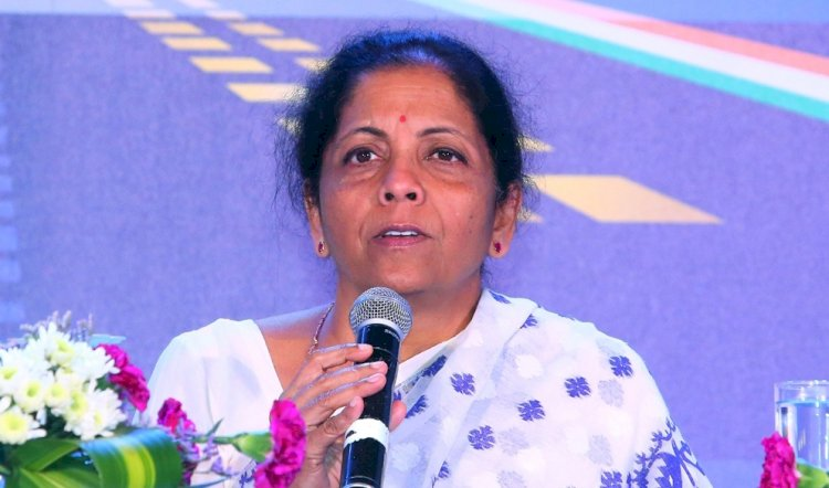 CSR funds for Covid-19 eligible for CSR activity: Finance Minister