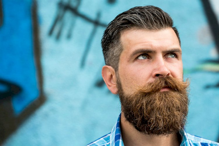 CORONA VIRUS : Hello Man...Shave your beard to fight against COVID 19