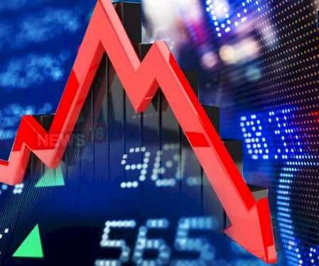 Nifty was down 230.70 points