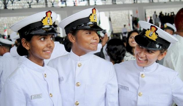 Navy woman officers gets Supreme Court's backing for permanent commission