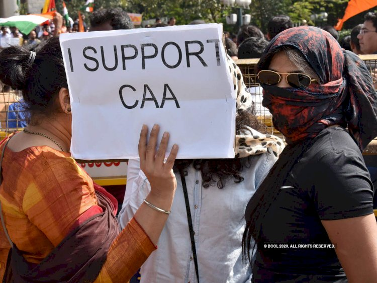 CAA does not violate fundamental rights, Centre tells SC