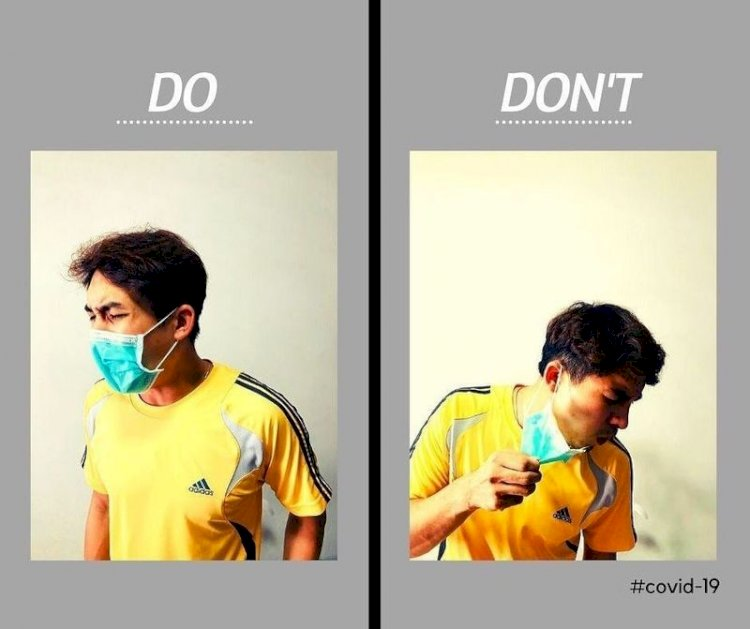 Do's and Dont's of corona virus : Stay Hygiene Stay safe