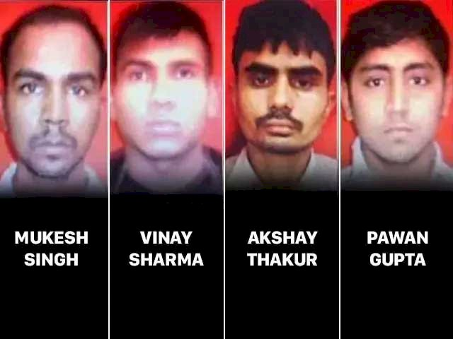 4 Nirbhaya Convicts To Hang Tomorrow, Delhi Court Rejects Petitions