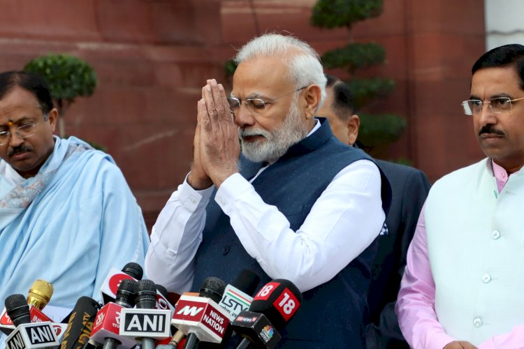 Do not self-medicate: PM Modi requests people