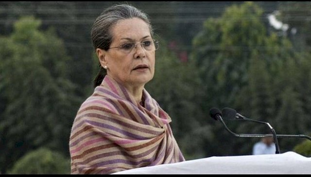 Sonia Gandhi writes to PM saying all loans, EMI repayment be deferred
