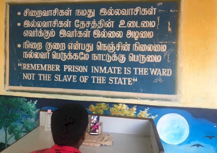 Tamil Nadu prison dept enables video-calls for inmates amid Covid-19 outbreak