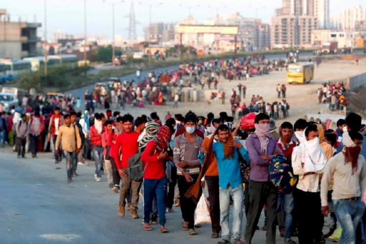 SC to hear PIL on mass evacuation of migrant workers today