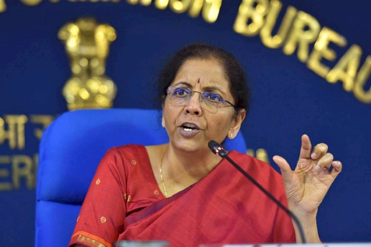 ATMs working, banks ensuring their branches are open: Nirmala Sitharaman