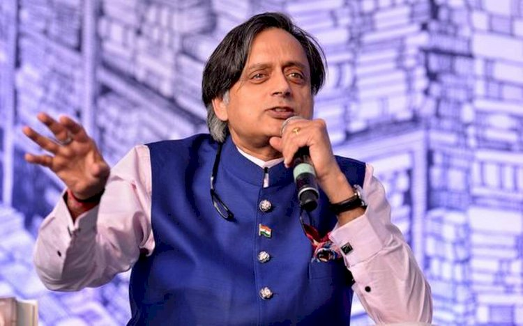 Congress leader Shashi Tharoor questions PMCARES fund