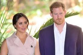 No Plans To Ask The US For Security Resources: Prince Harry, Meghan