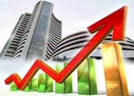Sensex is up 550.55 points