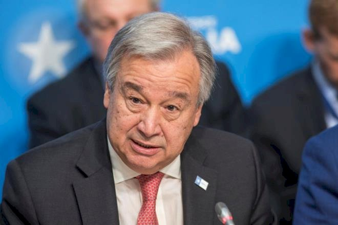 UN chief says COVID-19 is worst crisis since World War II