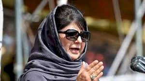 Mehbooba Mufti shifted to her home, detention continues